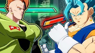 STAYING IN THE GAME! | Dragonball FighterZ Ranked Matches