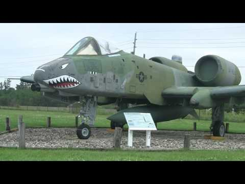 """Grissom Air Force Bace Museum """"INDIANA"""""""