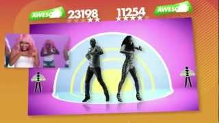 PS3 - DanceStar Party Hits Official Trailer