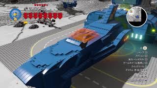 昭和玩具ミクロマンのタワー基地をレゴワールドで作りました。本物よりかなり大きいのでオリジナルな部分もあります LEGO®ワールド https://store...