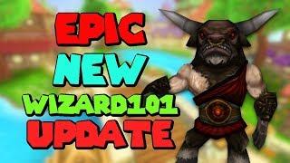 Wizard101: *NEW* Beastmoon Hunt Event!