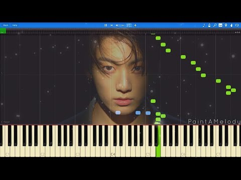 BTS (방탄소년단) - Fake Love | Piano Tutorial + Sheet Music
