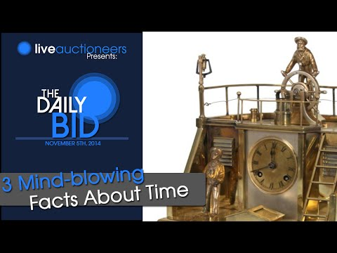 3 Mind-Blowing Facts About Time - The Daily Bid