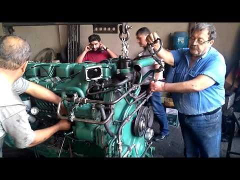 VOLVO FH16 520 ENGNE REVISION  (LK CALMA ) 1