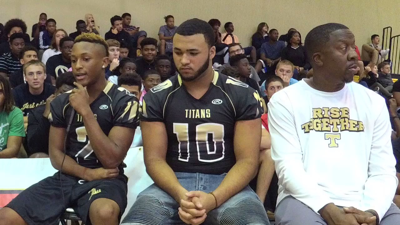 Prepzone On The Road At Treasure Coast High School Playoffs Youtube