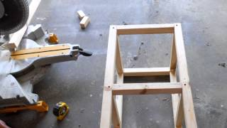 How To : Make A Cardboard Bar And Bar Stools