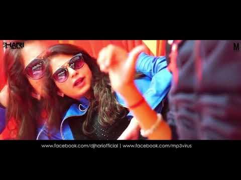 Char Char Bangdi Vadi Gadi -Navratri Spl Mix -Dj Hari Surat