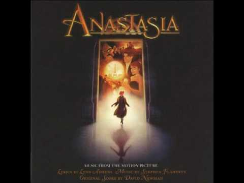 09 Journey To The Past  Anastasia Soundtrack