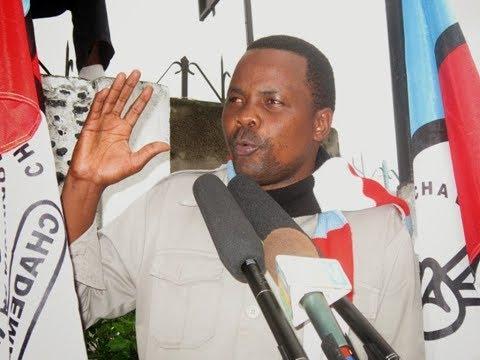 BREAKING NEWS: Lema Afunguka Mazito Sakata la Lissu na Matukio Yote