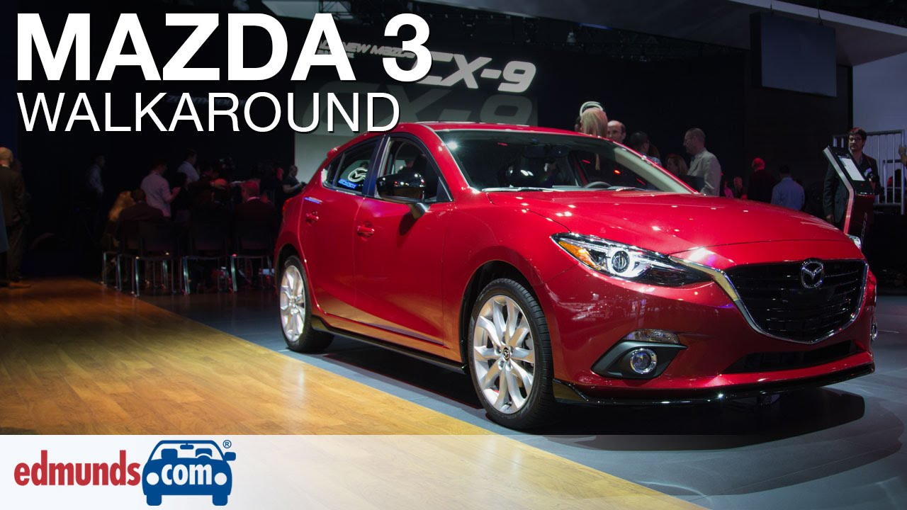 Awesome 2016 Mazda 3 Walkaround Review  YouTube