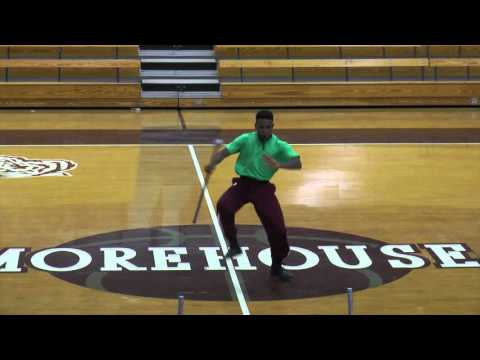Morehouse College Drum Major - 2016 Spring Auditions - House of Funk Marching Band
