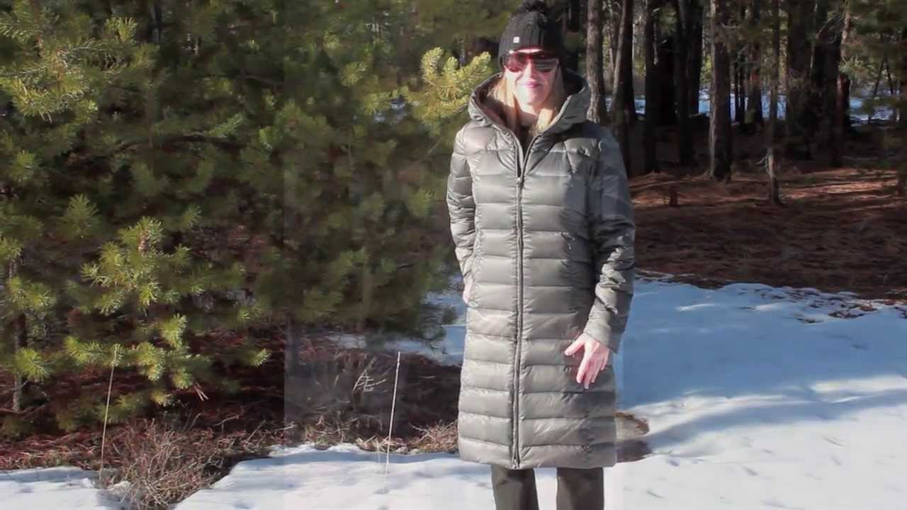 Patagonia Women's Downtown Loft Parka - YouTube