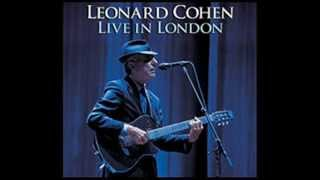 Leonard Cohen - Suzanne - Live in London