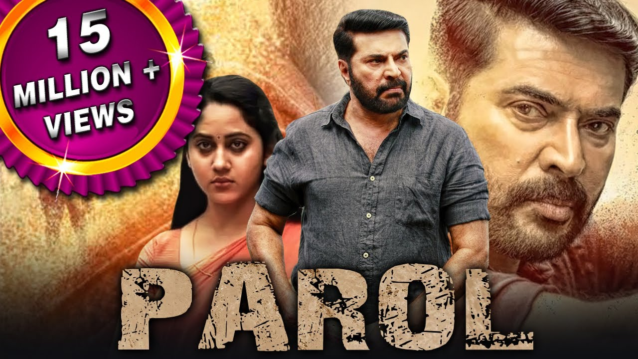 Download Parol (Parole) 2021 New Released Hindi Dubbed Movie | Mammootty, Ineya, Miya, Suraj Venjaramoodu