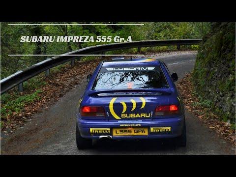 Subaru Impreza 555 Group. A TRIBUTE | Pure Sounds | [HD]