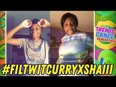 Falling In Love Tonight Challenge Dance Compilation 🔥 #FILTwitcurryxshaiii