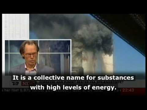 A danish scientist Niels Harrit, on nano-thermite in the WTC dust ( english subtitles )