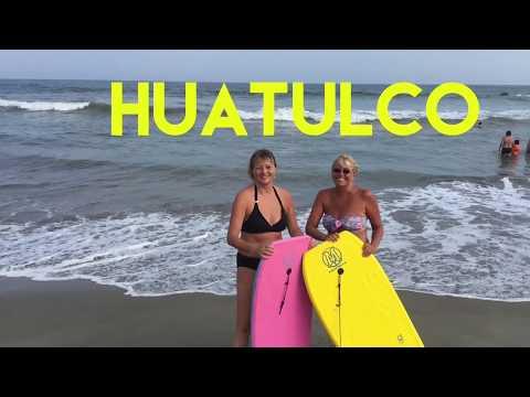 Beautiful Huatulco Mexico Travel Video