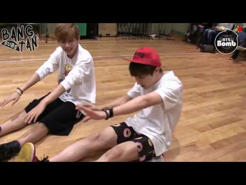 [ENG] 140825 [BANGTAN BOMB] BTS Stretching Time