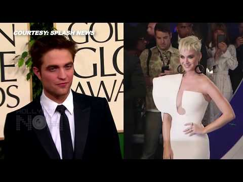 Robert Pattinson & Katy Perry Caught Making Out At LA Cafe | Robert Pattinson & Katy Perry Dating?