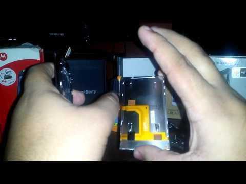 abrir/reparar touch motorola defy plus mb525 mb526