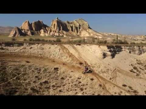 Yoshimoto Cappadocia Tour 2014 with Asturian friends