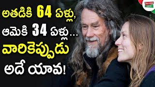 Couple, Kiwi man and Dutch woman, with a 30-year age gap live a life | Tollywood Nagar