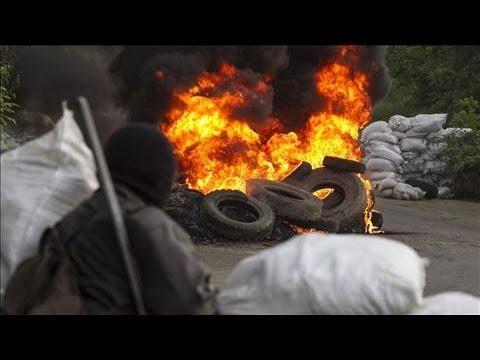 Ukraine Launches Military Operation in Slovyansk