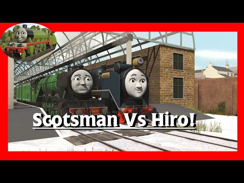 TTTE: Races! Season 2 Episode 1: Scotsman Vs Hiro
