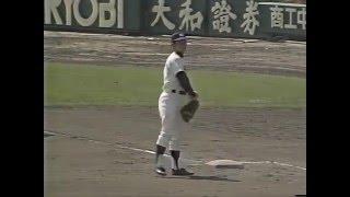 第58回選抜高校野球大会 尾道商業VS天理高 中村良二 検索動画 15