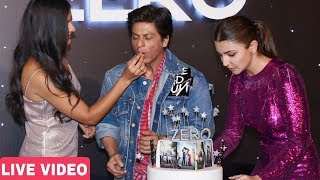 Shah Rukh Khan's Birthday Celebrations With Fans