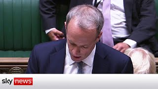 Foreign Secretary Dominic Raab attacks Starmer over lack of 'firm action' on Afghanistan