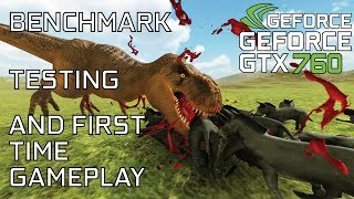 Beast Battle Simulator (2018) on GTX 760 | Q9550 | 8GB RAM - Benchmark, testing and some gameplay