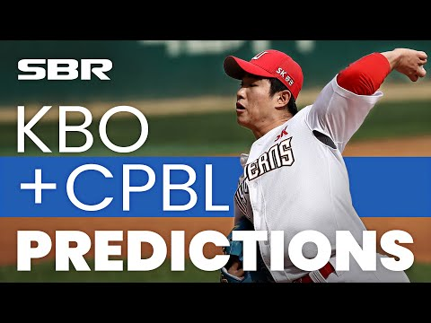 KBO & CPBL, Betting Tips & Baseball Predictions (Friday, May 22nd games)