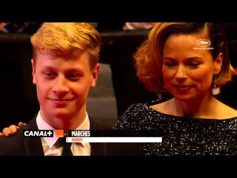 Cannes 2014 - MOMMY : Best of Red carpet
