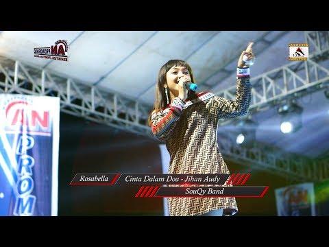 Jihan Audy - Cinta Dalam Doa Rosabella Blitar Expo