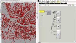 Site Modeling : Elk Grasshopper Tutorial