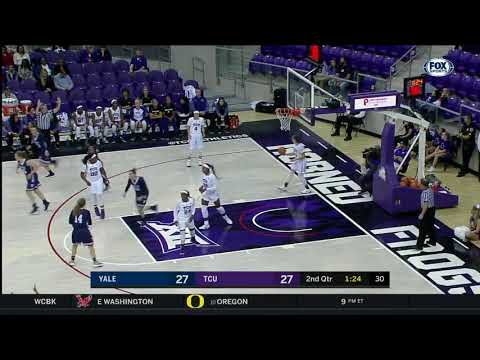 Highlights: Gabby Nelson Three-Pointers in Win at TCU