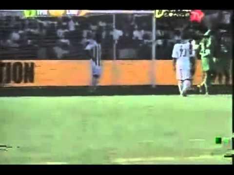 TP MAZEMBE 2  vs MOZAMBIQUE 0  (mi-temps)