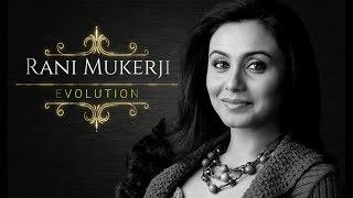 تطور راني موخرجي ( Rani Mukerji Evolution ( 1996 - 2018