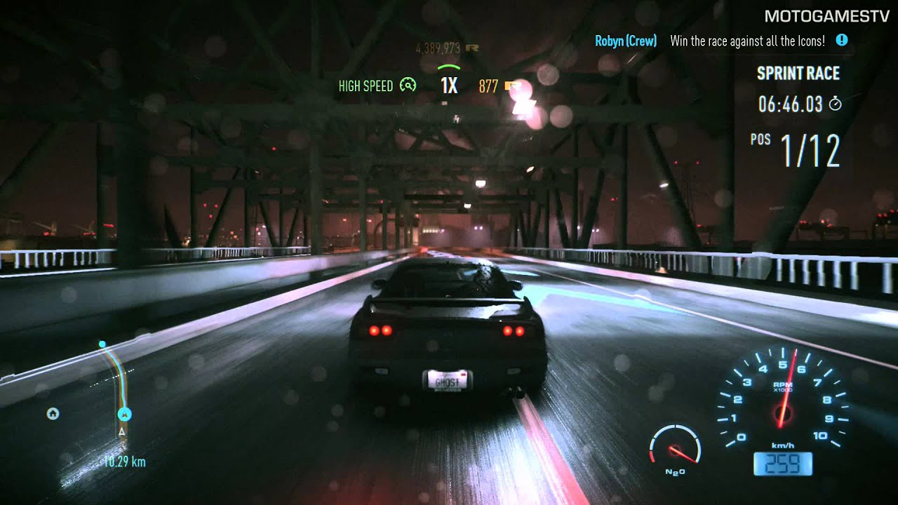 need for speed 2015 xbox one gameplay final race gameplay the ultimate icon trophy. Black Bedroom Furniture Sets. Home Design Ideas