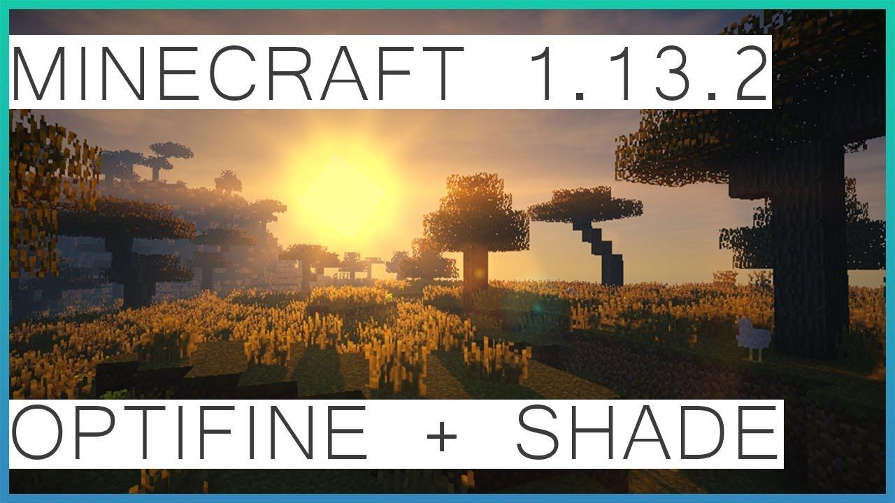 shaders mod 1.13.2