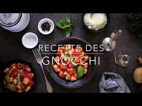 gnocchis-de-pommes-de-terre-à-la-sauce-tomate