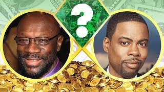WHO'S RICHER? - Isaac Hayes or Chris Rock? - Net Worth Revealed! (2017)