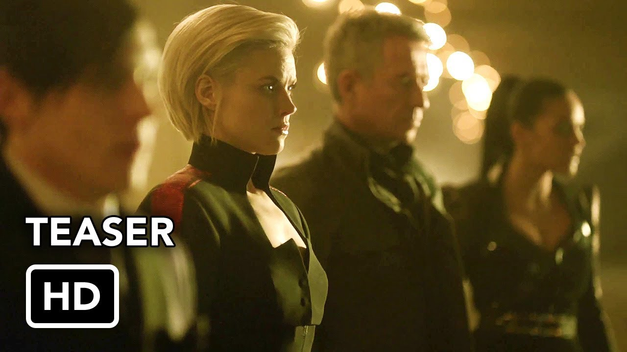 "Gotham Season 5 ""No Man's Land"" Teaser Promo (HD) Final Season"