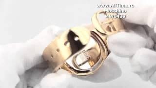 Обзор. Женские наручные часы Moschino MW0439