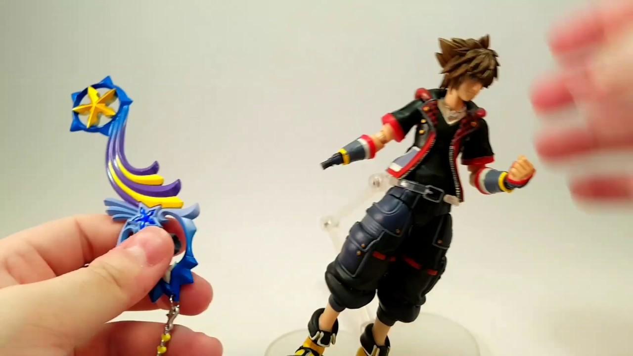 Square Enix Kingdom Hearts III Bring Arts Sora Figure Action