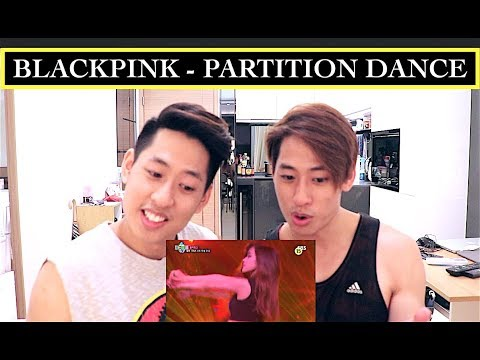 Download Youtube: BLACKPINK - PARTITION/YONCE DANCE COVER REACTION (NZ TWINS REACT)