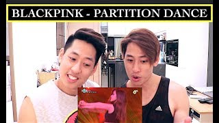 BLACKPINK - PARTITION/YONCE DANCE COVER REACTION (NZ TWINS REACT)
