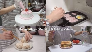 ONDO VLOG) Compilation of Cooking & Baking Videos 2